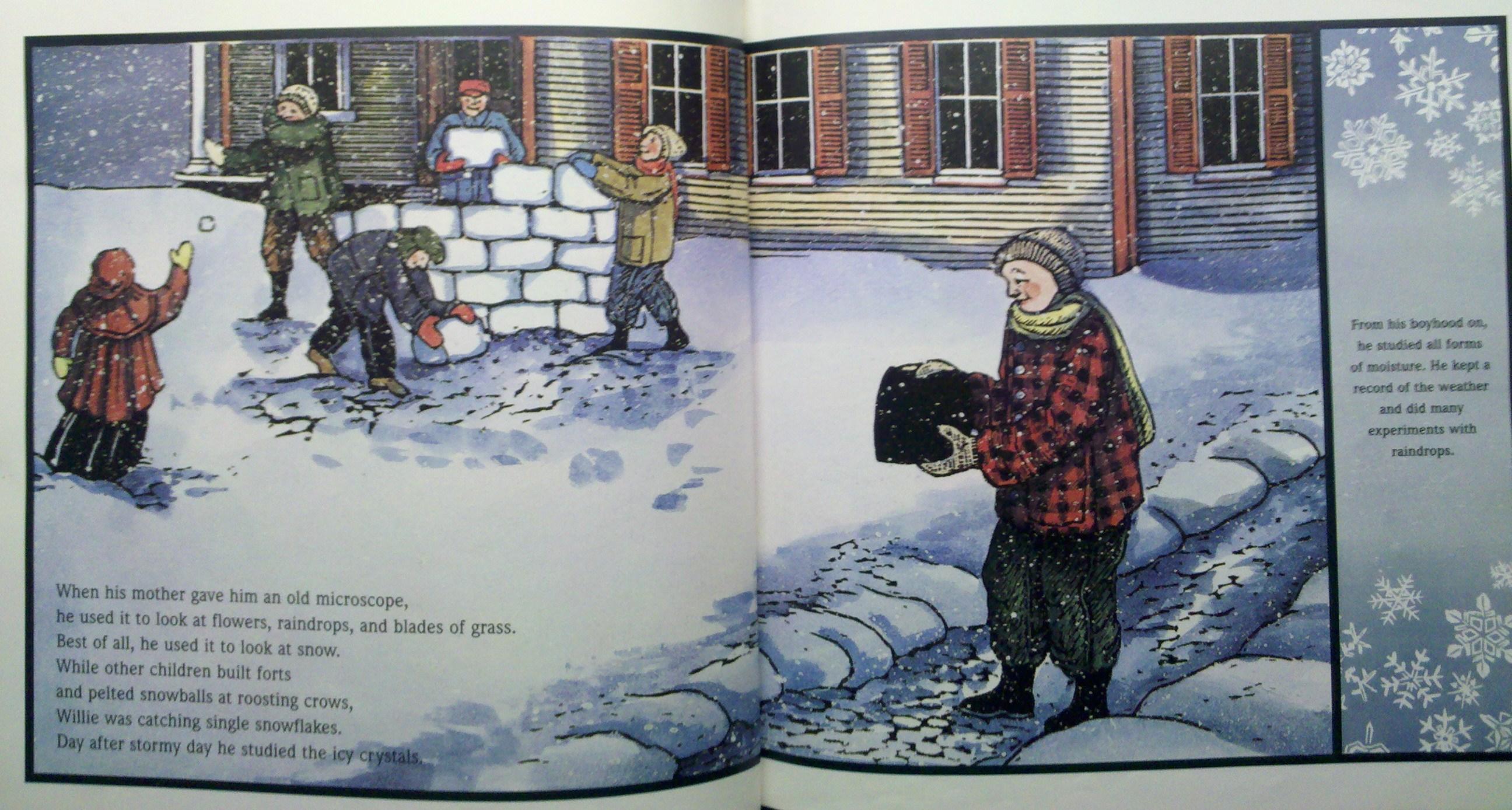 bentley book snowflake tes wilson lessons teach digital